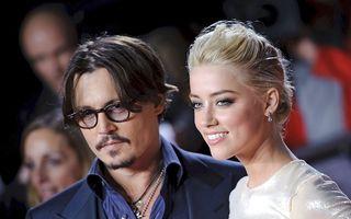 Johnny Depp i-a luat iahtul Vanessei Paradis și i l-a dăruit lui Amber Heard