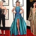 Modă. Topul celor mai frumoase şi celor mai nereuşite ţinute de la Premiile Grammy