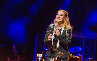 Anastacia va cânta din nou în România