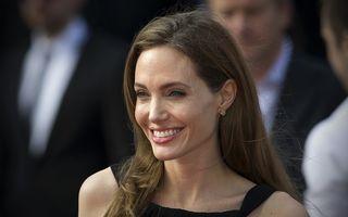 Angelina Jolie a lansat un centru de prevenire a violenţelor asupra femeilor