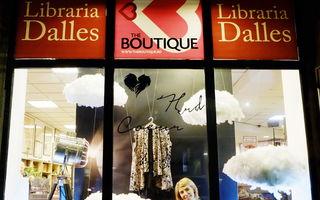 Sore isi prezinta prima vitrina de magazin la Sala Dalles