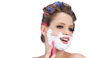 Bărbieritul la femei! Un nou trend de frumuseţe. Află dacă te ajută sau nu