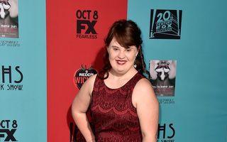 Prima femeie cu sindrom Down a defilat la Săptămâna Modei de la New York