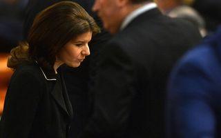 Monica Iacob Ridzi, condamnată definitiv la 5 ani de închisoare cu executare