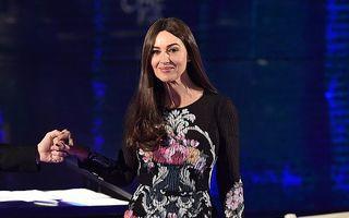 Frumusețea nu are vârstă: Monica Bellucci, strălucitoare și la 50 de ani