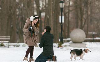 VIDEO: Cea mai frumoasă cerere în căsătorie