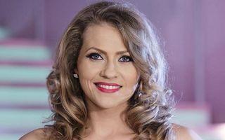 Mirela Boureanu Vaida a născut o fetiţă