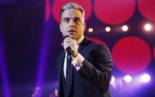 Oficial! Robbie Williams va concerta, pe 17 iulie, în Piaţa Constituţiei din Bucureşti