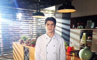 Petru Buiucă se apucă de gătit pentru nunți