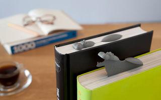 Te-ai fi gândit că un semn de carte poate fi cool? 20 de imagini inedite