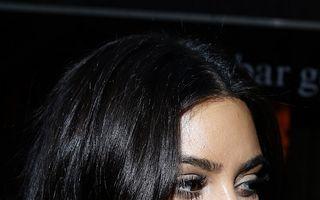 Kim Kardashian, încă un selfie sexy - FOTO