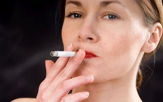 Fumatul nu ajută la slăbit: Renunţarea la tutun poate duce la scăderea în greutate