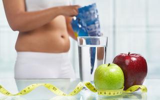 Dietă: 6 trucuri ca să nu te mai îngraşi pe burtă
