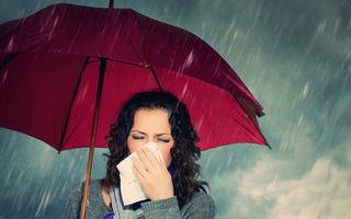Vremea şi sănătatea: Cum îţi afectează organismul oscilaţiile de temperatură?