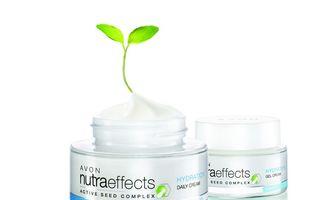 AVON lansează Nutra Effects, o nouă gamă de îngrijire a tenului