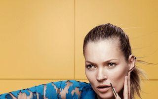 Kate Moss, implicată într-o altercaţie cu un paparazzo