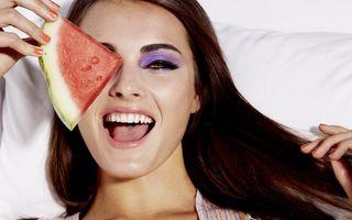 Rețeta frumuseții: 10 alimente pentru un păr sănătos şi strălucitor
