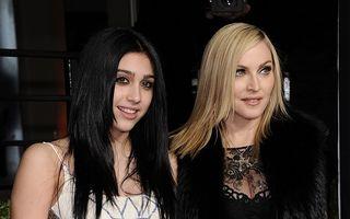 Copil de vedetă: Fiica Madonnei e îngrozită de mesajele sexuale ale cântecelor vedetei