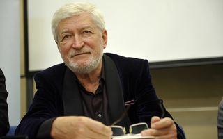 Eusebiu Ştefănescu a murit. Actorul avea 70 de ani
