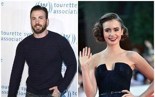 Captain America și Albă ca Zăpada, dragoste la prima vedere