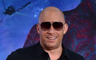 Vin Diesel a devenit tată pentru a treia oară
