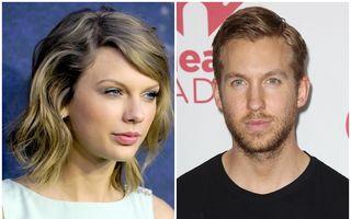 Un nou cuplu? Zvonuri despre o relaţie între Taylor Swift şi DJ-ul Calvin Harris