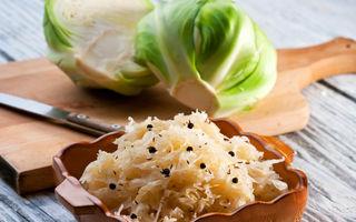 Alimentele fermentate, o nouă tendinţă în nutriţie. La ce te ajută?