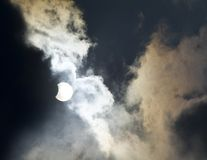 Trei evenimente astronomice rare astăzi: Eclipsa solară, super-Luna şi echinocţiul de primăvară