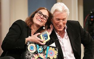 """Tot """"Frumuşică""""! Julia Roberts, întâlnire cu Richard Gere după 25 de ani de la rolul romantic"""