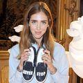 Bloggerul de modă Chiara Ferragni și-a lansat a doua colecție de pantofi