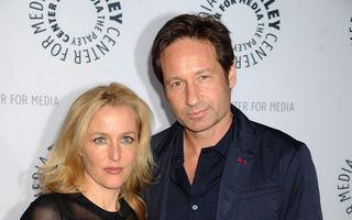 """David Duchovny și Gillian Anderson se întorc cu """"Dosarele X"""""""