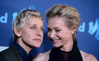 Portia de Rossi și Ellen DeGeneres boicotează D&G