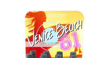 Energie şi culoare în noua colecţie Venice Beach by Cuccio