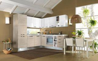 Noua gamă de bucătării Quattro Mobili, acum la kika