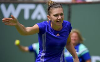 Simona Halep s-a calificat în sferturile de finală ale turneului de la Miami