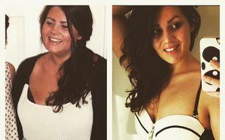 Dietă: Cum a slăbit 60 de kilograme cu ajutorul Instagram