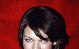 Mila Jovovich a născut a doua sa fetiţă