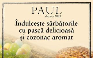 De Paşte, dăruieşte cel mai dulce cadou de la Paul