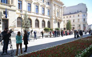 Primul Covor din Lalele realizat în România, iniţiativă care susţine pacienţii cu boala Parkinson
