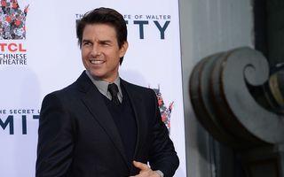 Tom Cruise îşi caută o nouă iubită