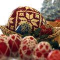 Joia Mare, ziua în care e primită Sfânta Împărtăşanie şi în care se vopsesc ouăle