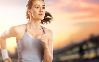 Sport: 5 exerciţii simple, dar eficiente după mesele de sărbătoare