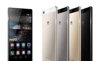 Huawei lansează P8, smartphone-ul cu capacități foto revoluționare