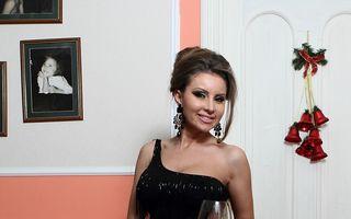 Roxana Vaşniuc a născut o fetiţă