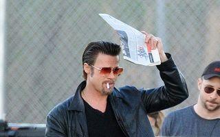 Dependent de tutun: Brad Pitt fumează, iar Angelina Jolie luptă cu ameninţarea cancerului