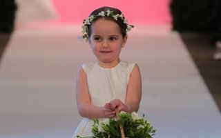 Nouă modele Oscar de la Renta pentru micile domnișoare de onoare