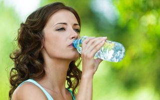 Sănătate: Ce se întâmplă în corpul tău dacă nu bei destulă apă?