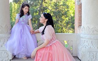 Nedumeriri de copil: Ce i-a spus fiica Andreei Marin mamei sale după ce s-a trezit