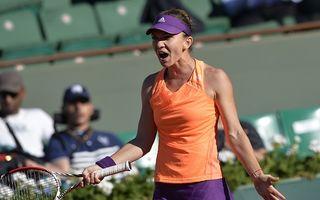 Simona Halep s-a calificat în semifinalele turneului de la Stuttgart