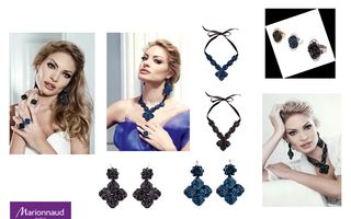 Colectia de bijuterii Caviar by Valentina Pelinel